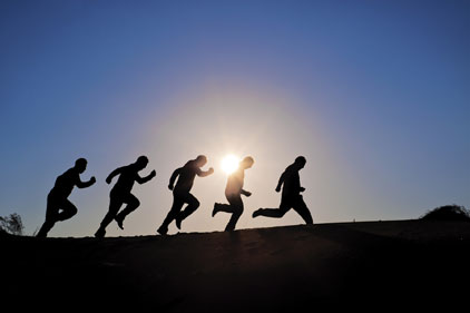 momentum, success, pace, business